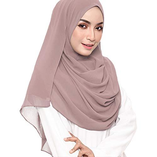 LMVERNA Soft Hijab Long Scarf
