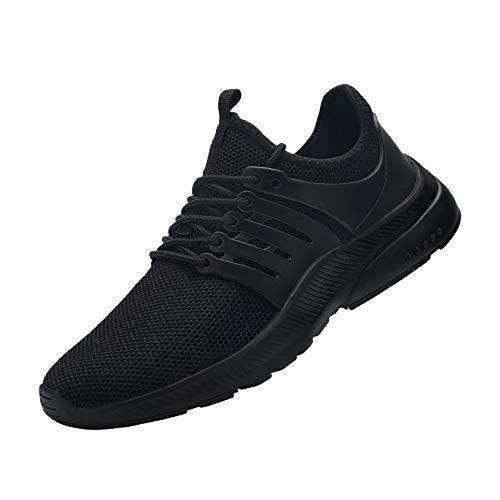 DYKHMILY Steel Toe Sneakers