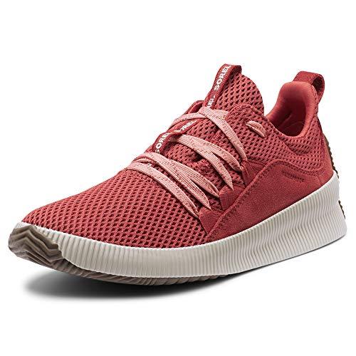Sorel Out 'N About Plus Sneaker - Women's Dusty Crimson, 6.0