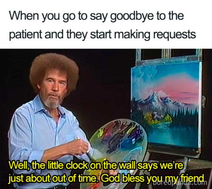 Funniest male nurse memes