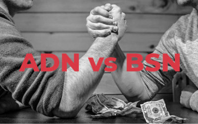 ADN vs BSN Salary, Competencies, and Pros and Cons