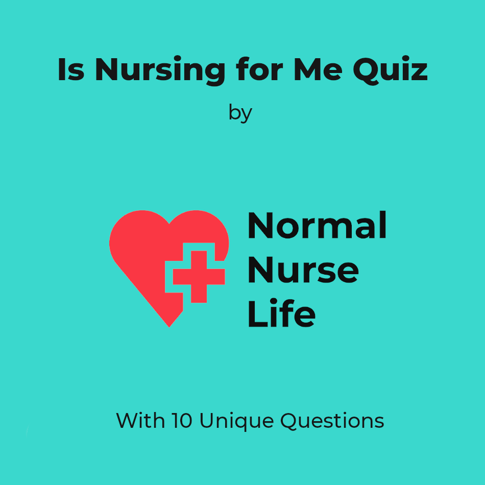 Is Nursing for Me Quiz