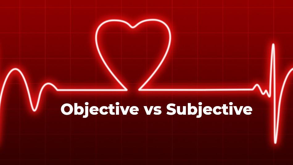 Objective vs Subjective Data – Differences?