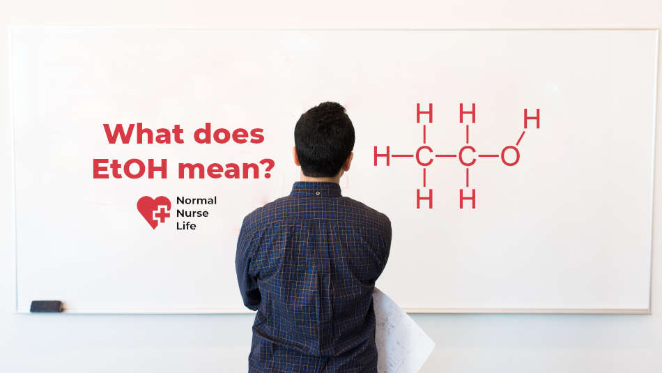 What does ETOH mean? With All the Answers