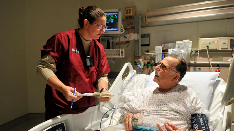 What does ICU mean in a hospital