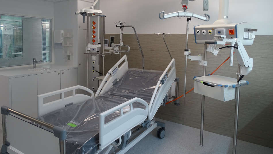 What does ICU mean in medical terms