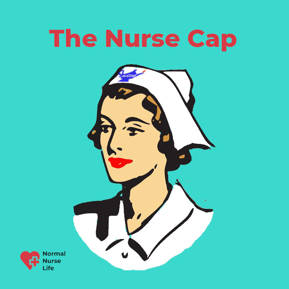 Nursing symbol - the Nurse Cap