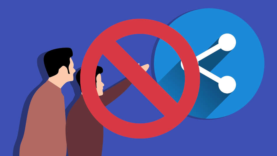 Sharing information not allowed to registered nurses