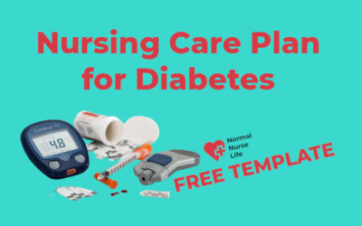 Nursing Care Plan for Diabetes [FREE TEMPLATE]