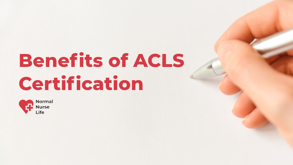 Benefits of ACLS Certification