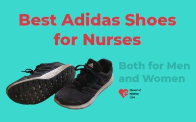 Best Adidas Shoes for Nurses 2020