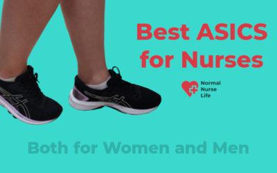Best ASICS for Nurses 2020 – Top 7 Picks
