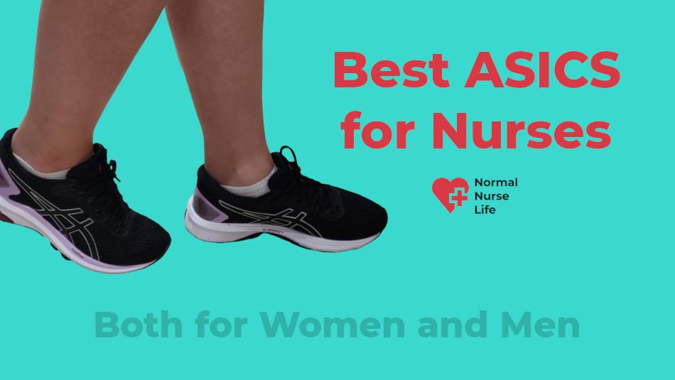 Best ASICS for Nurses 2021 – Top 7 Picks