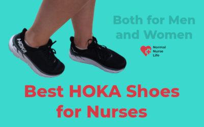 7 Best HOKA Shoes for Nurses 2020