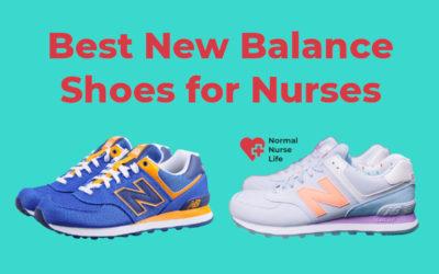 7 Best New Balance Shoes for Nurses