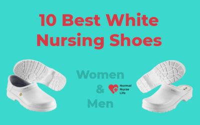 10 Best White Nursing Shoes 2020