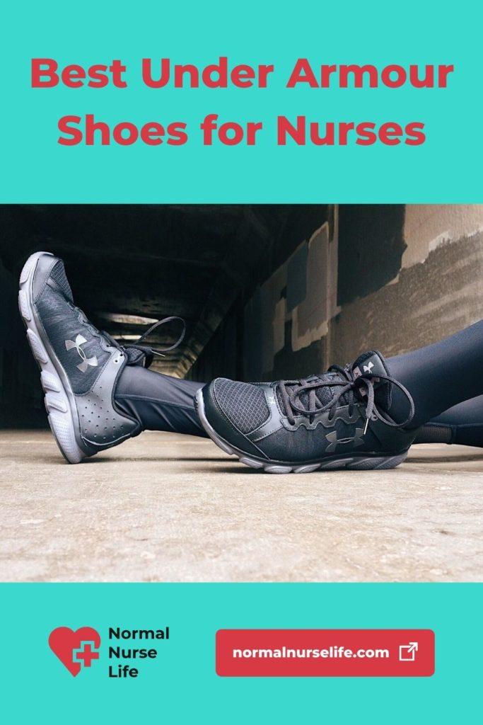 Best Under Armour Nursing Shoes