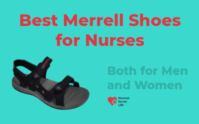 Best Merrell Shoes for Nurses 2021