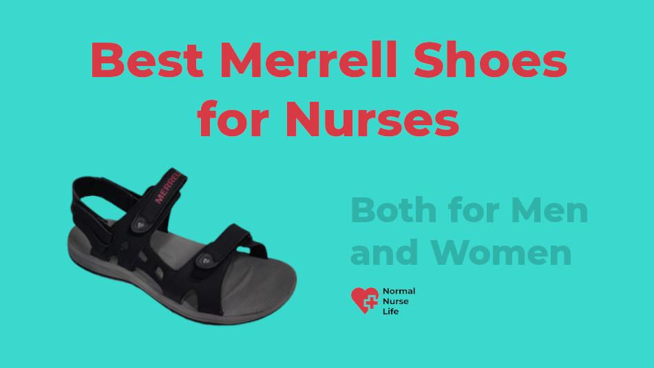 Best Merrell shoes for nurses