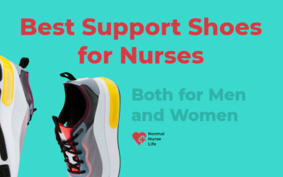 7 Best Support Shoes for Nurses 2020