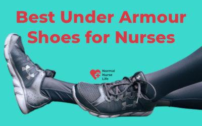 7 Best Under Armour Shoes for Nurses