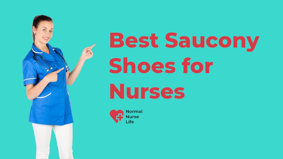 Best Saucony shoes for nurses