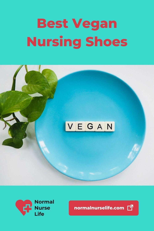 Vegan Nursing Shoes