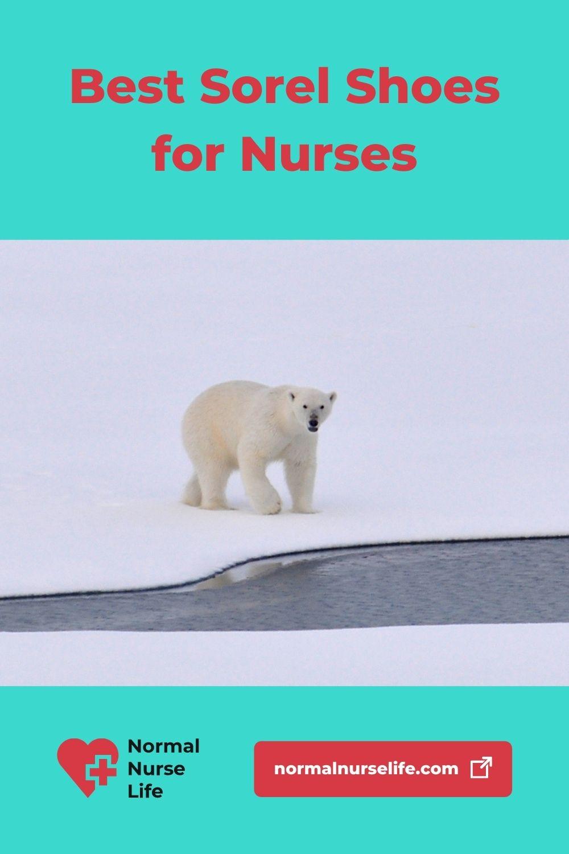 Best Sorel Nursing Shoes