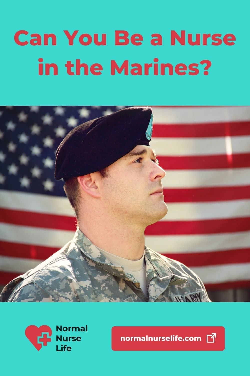 Can you be a nurse in the marines or not