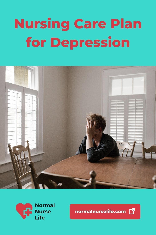 Nursing Care Plan for Depression