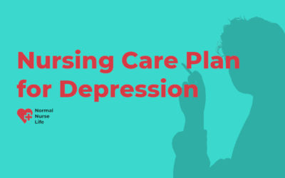 Nursing Care Plan for Depression – Full Guide