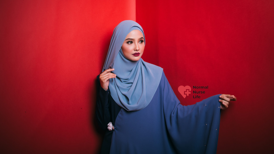 Can nurses wear hijab
