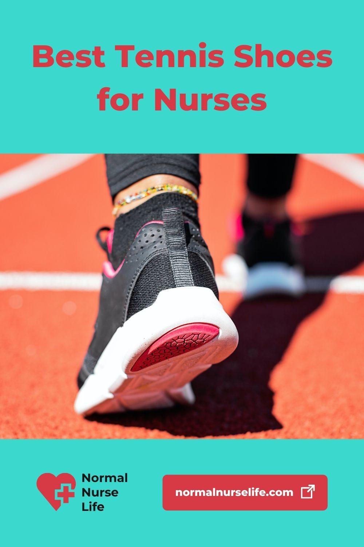 Best nursing tennis shoes