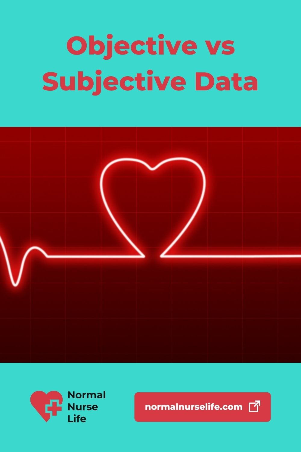 Objective vs subjective data with examples
