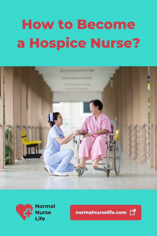 How to become a hospice nurse with 5 steps