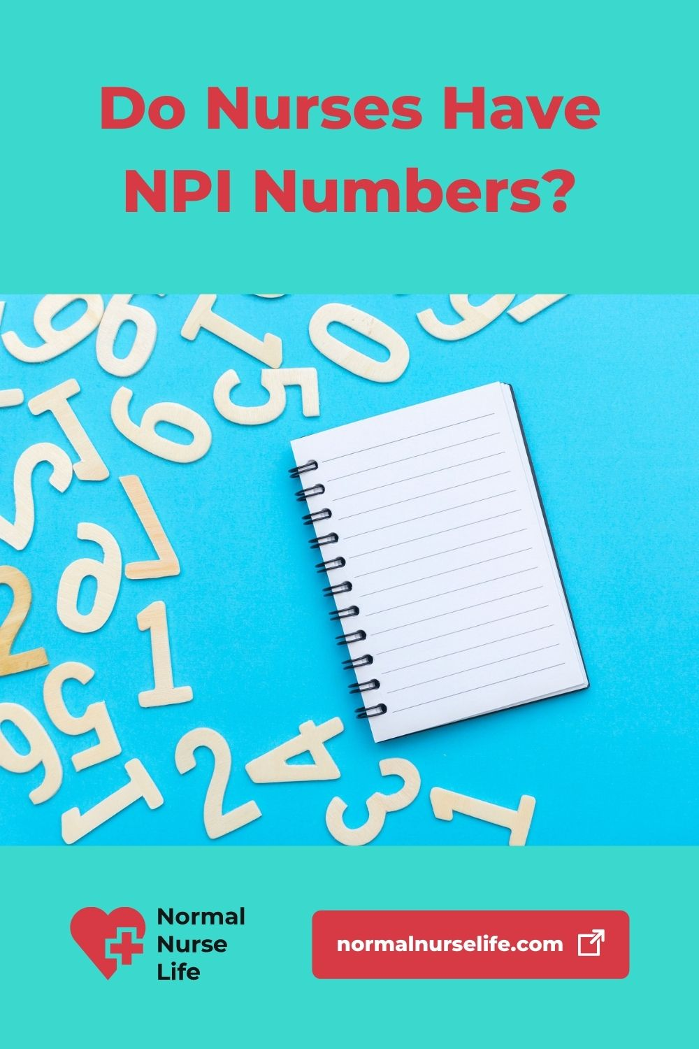 Do nurses have NPI numbers or not