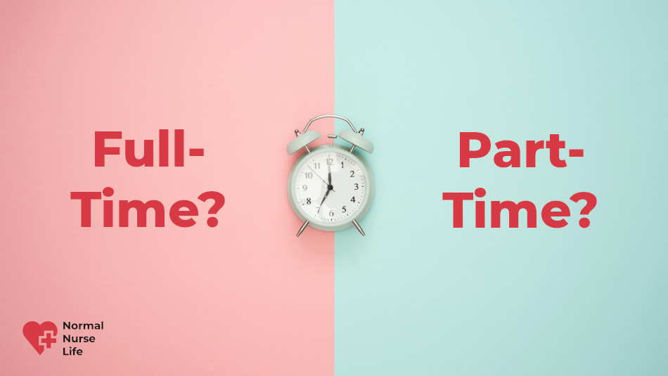 Can nurses work part-time