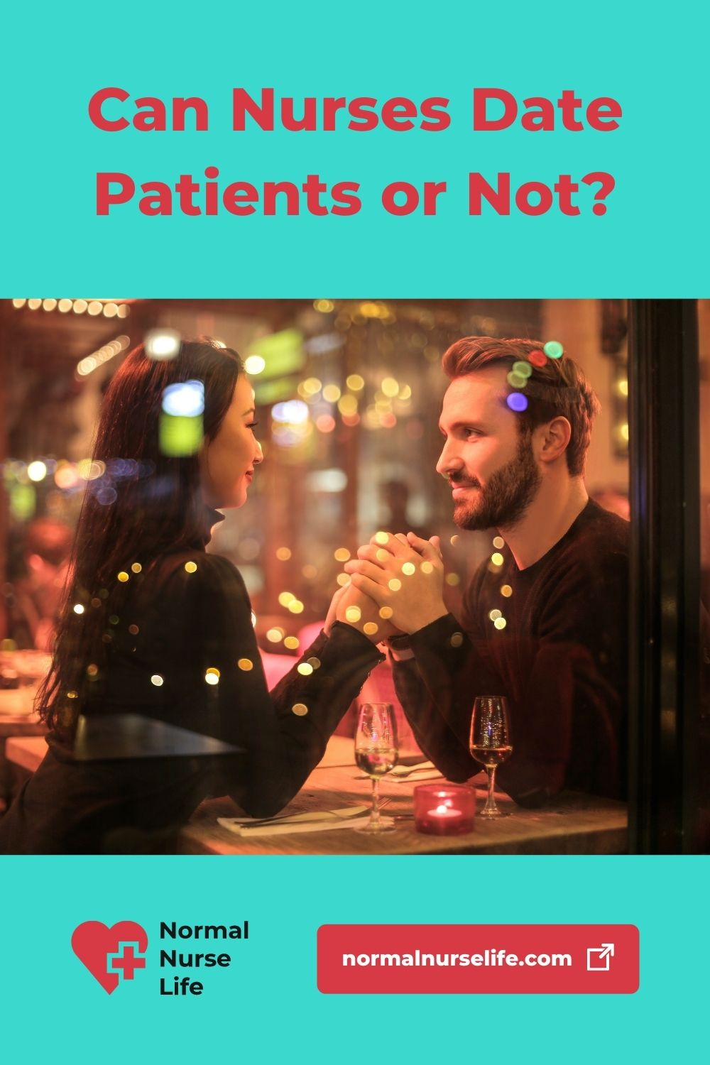 Can nurses date patients or not