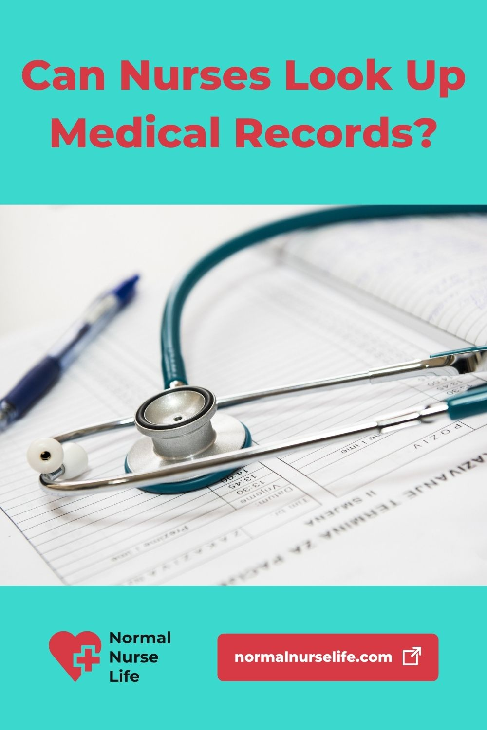 Can nurses look up medical records or not