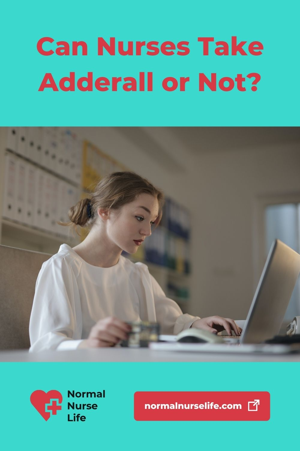 Can nurses take Adderall if prescribed