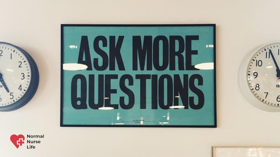Interview questions for new grad nurses